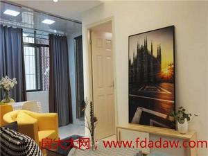 龙岗坂田最具投资的小产权房《红海国际》两房特价73.8万,精装出售!