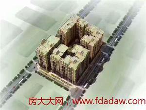 东莞长安7栋大型花园房【沙轩城】分期最低4.5厘