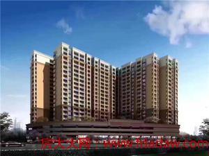 长安万达广场旁《畔山花园》均价8500元/㎡,零距离跨入深圳