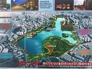 深圳唯一可以看湖景的小产权房【立新名苑】均价/9500平米 分期5年